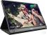 "ASUS MB16AMT touch screen-monitor 39,6 cm (15.6"") 1920 x 1080 Pixels Zwart, Grijs Multi-touch Multi-gebruiker"