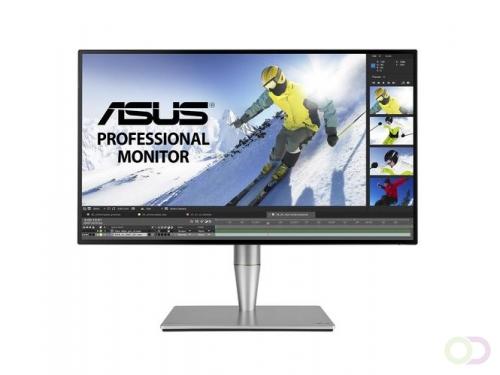 "ASUS ProArt PA27AC computer monitor 68,6 cm (27"") 2560 x 1440 Pixels Wide Quad HD LED Flat Zwart, Grijs"